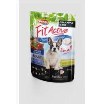 Panzi FitActive Hypoallergenic Small Fish Adult (hal,rizs,alma) száraztáp - Ételallergiás kistesű felnőtt kutyák részére 300g