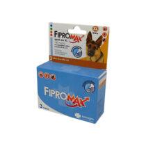 Fipromax spot-on kutyáknak 3x XL (40 kg-tól)