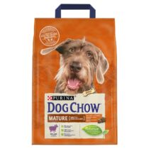 Purina Dog Chow Mature Adult Bárány 2,5kg