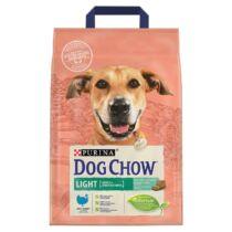 Purina Dog Chow Light Pulyka 2,5kg