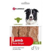Flamingo Lamb&Rice Snack - bárány és rízses csíkok 85g