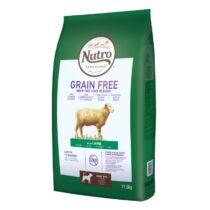 NUTRO™ GRAIN FREE™ száraztáp bárányhússal kölyök és junior kutyáknak 11,5 kg