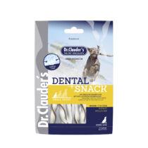 Dr.Clauders Jutalomfalat Dental Snack Kacsa Small Breed 80g