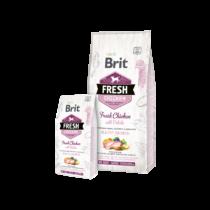 Brit Fresh Puppy Healthy Growth Friss Csirke burgonyával 2,5 kg