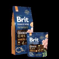 Brit Premium by Nature Small/Medium Senior 1kg
