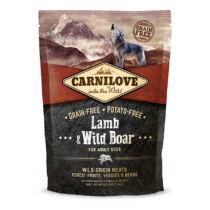 CarniLove Adult Bárány-Vaddisznó 1,5kg