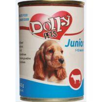 Dolly dog junior konzerv marha 415g