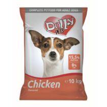 Dolly Száraz Kutyaeledel Csirkés 10kg