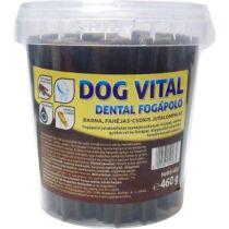Jutalomfalat Dog Vital Dental Fogápoló / Fahéjas-Csokis 460g