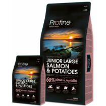 Profine 15kg Junior Large Salmon