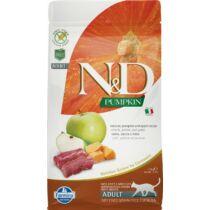N&D Cat Grain Free Pumpkin Vadhús 1,5kg