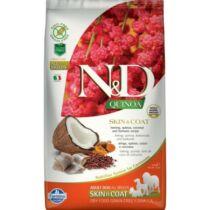 N&D Dog Quinoa Skin&coat Hering 2,5kg