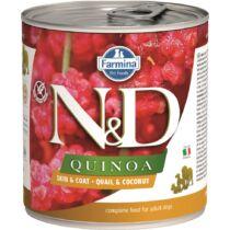N&D Dog Quinoa konzerv Digestion 285g
