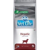 Vet Life Natural Diet Dog Hepatic 2kg