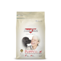 Bonacibo hypoallergén kölyökkutya Csirke és rizs szardellával High energy 15kg