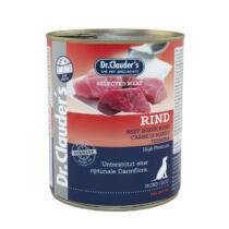 Dr.Clauders Konzerv Selected Meat Marha 800g