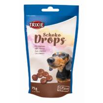 Jutalomfalat Csokoládé Drops 75gr