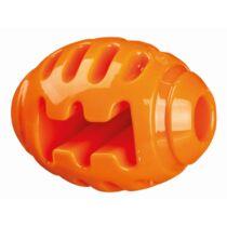 Játék Soft & Strong rugby labda 8cm narancs