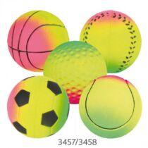 Játék gumi labda Neon 7cm