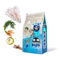 Happy&Fit Superior Grain Free Hypo Friss pisztráng, halolaj, glükozamin és kondroitin 10kg