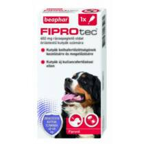 Beaphar Fiprotec Bolha- és kullancsírtó Spot On óriástestű kutyák részére (XL) 40-60kg (1x)