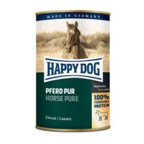 Happy Dog Pferd Pur - Lóhúsos konzerv 400g