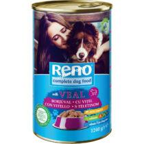 Reno konzerv Kutya borjú 1240gr