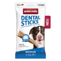 Animonda Dental Sticks (húsos) jutalomfalat - 10-25kg-os kutyák részére (180g)