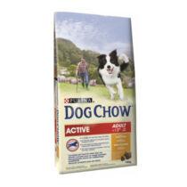 Purina Dog Chow Adult - Active (Csirke) - Szárazeledel (14kg)