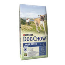 Purina Dog Chow Adult - Large (pulyka) - Szárazeledel (14kg)
