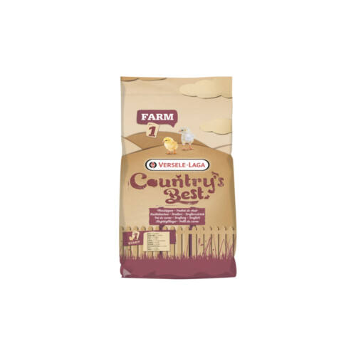 Versele-Laga Country's Best FARM 1 PRO intenzív indító morzsa-brojler 5 kg