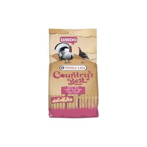 Versele-Laga Country's Best DINDO 2.1 nevelő -pulyka 20 kg