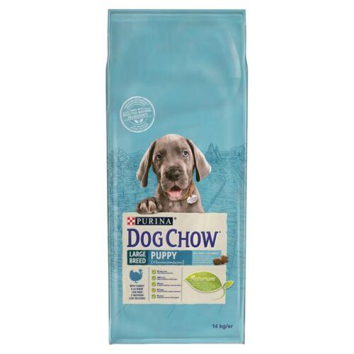 Purina Dog Chow Puppy Large Breed Pulyka 14kg