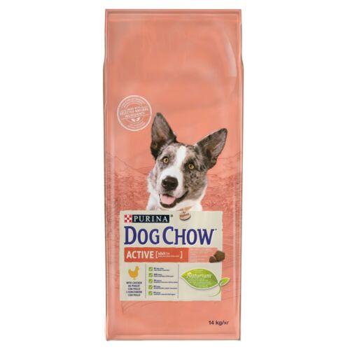 Purina Dog Chow Active Csirke 14kg
