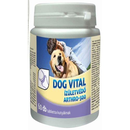Dog Vital Arthro-500 Izületvédő 60db